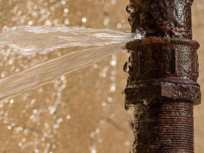 detección fugas de agua Toledo