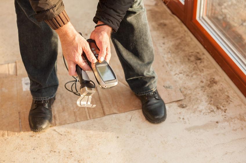 detección de fugas de agua con ultra-sonido Toledo
