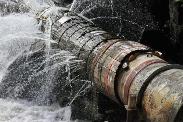 fugas de agua Toledo